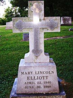 Mary <I>Lincoln</I> Elliott