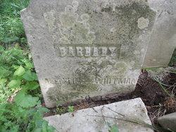 Barbary <I>Olin</I> Whitman