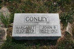 Sarah Margaret <I>Holt</I> Conley