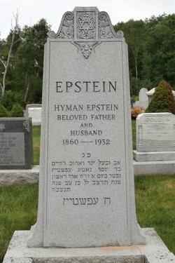 Hyman C Epstein