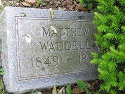Matthew Waddell
