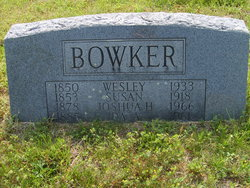 Wesley Bowker