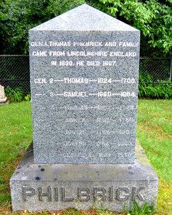 Thomas Philbrick