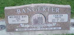 Carter White Bangerter