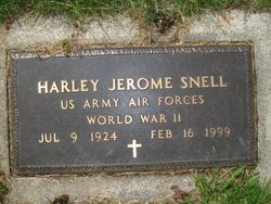 Harley Jerome Snell