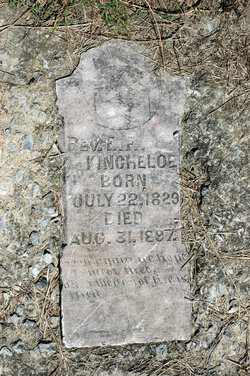 Rev Eldridge Forrest Kincheloe