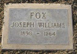 Joseph Williams Fox
