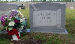 Laura Edwina <I>Smith</I> Barton