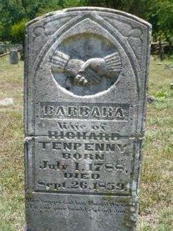Barbara <I>Shuman</I> Tenpenny
