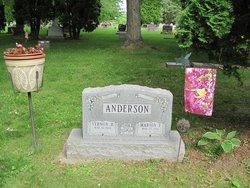 Marion Frances <I>Timm</I> Anderson