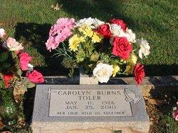 Carolyn <I>Burns</I> Toler