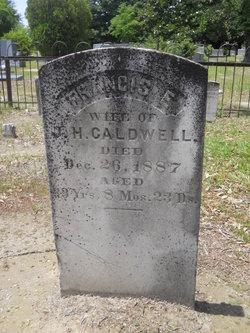 Francis E Caldwell