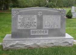 Harry G. Broder
