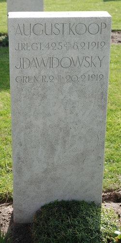 Johann Dawidowsky