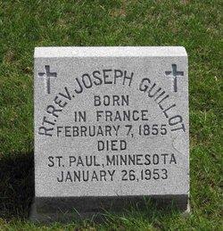 Rev Joseph Guillot