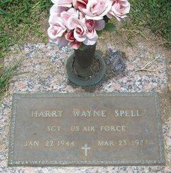 Harry Wayne Spell