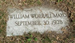 William Worrall Mayo (1928-1928) - Find A Grave Memorial