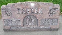 Grace Elaine <I>Skinner</I> Barker
