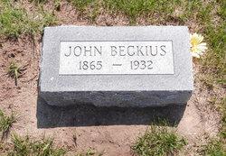 John Beckius