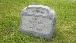 Violet Sarah Bachman