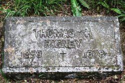 Thomas H Rigney