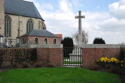 Reningelst Churchyard Extension