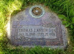 Thomas J Anton