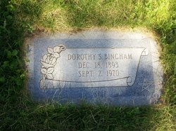 Dorothy Stoddard <I>Trent</I> Bingham
