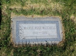 Mamie <I>Rose</I> Mitchell