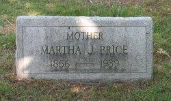 Martha Jane <I>Basham</I> Price