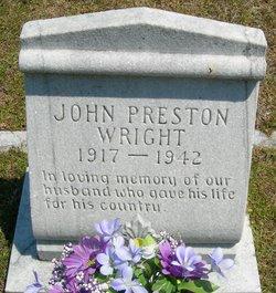 John Preston Wright