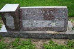 Belle <I>Adkins</I> Bateman
