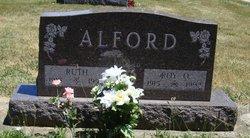 Ruth <I>Purvis</I> Alford
