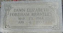 Dawn Elizabeth <I>Fordham</I> Brantley