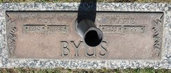 """Mrs Edna Marie """"Marie"""" <I>Perdue</I> Byus"""