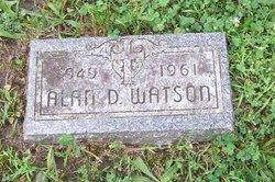 Alan D Watson