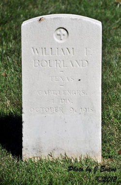 CPT William Fowler Bourland