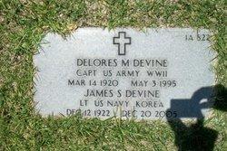 Capt Delores M Devine