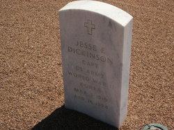 Jesse E Dickinson