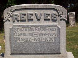 Benjamin Franklin Reeves