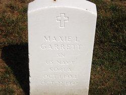 Maxie L Garrett