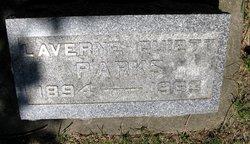 Clara Laverne <I>Quiett</I> Parks