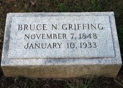 Bruce N Griffing