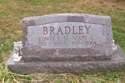 Mary Elizabeth <I>Grimes</I> Bradley