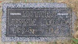 Jennie Jordin
