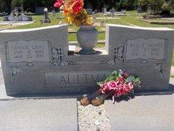 """William Henry """"Willie"""" Aultman, Jr"""