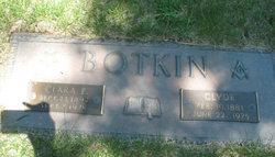 Clara E Botkin