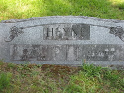 Elizabeth A. <I>Lamb</I> Heyne