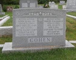 Dora B. Cohen