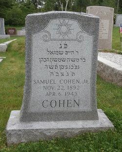 Samuel Cohen, Jr